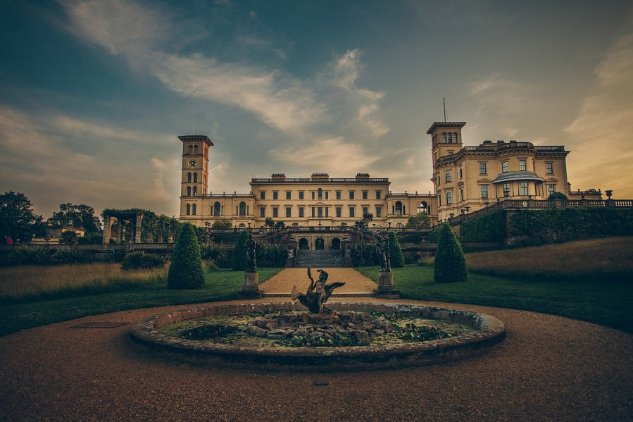Osborne House Wedding Weddings Share