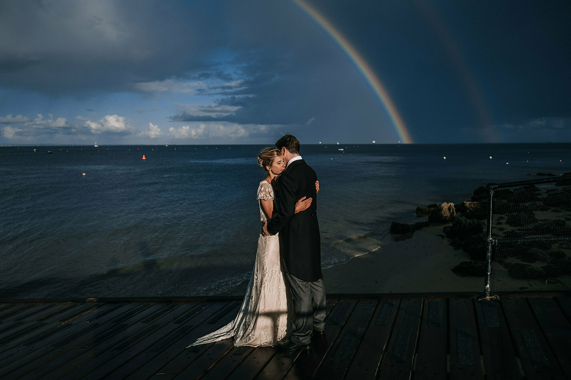 Seaview Wedding