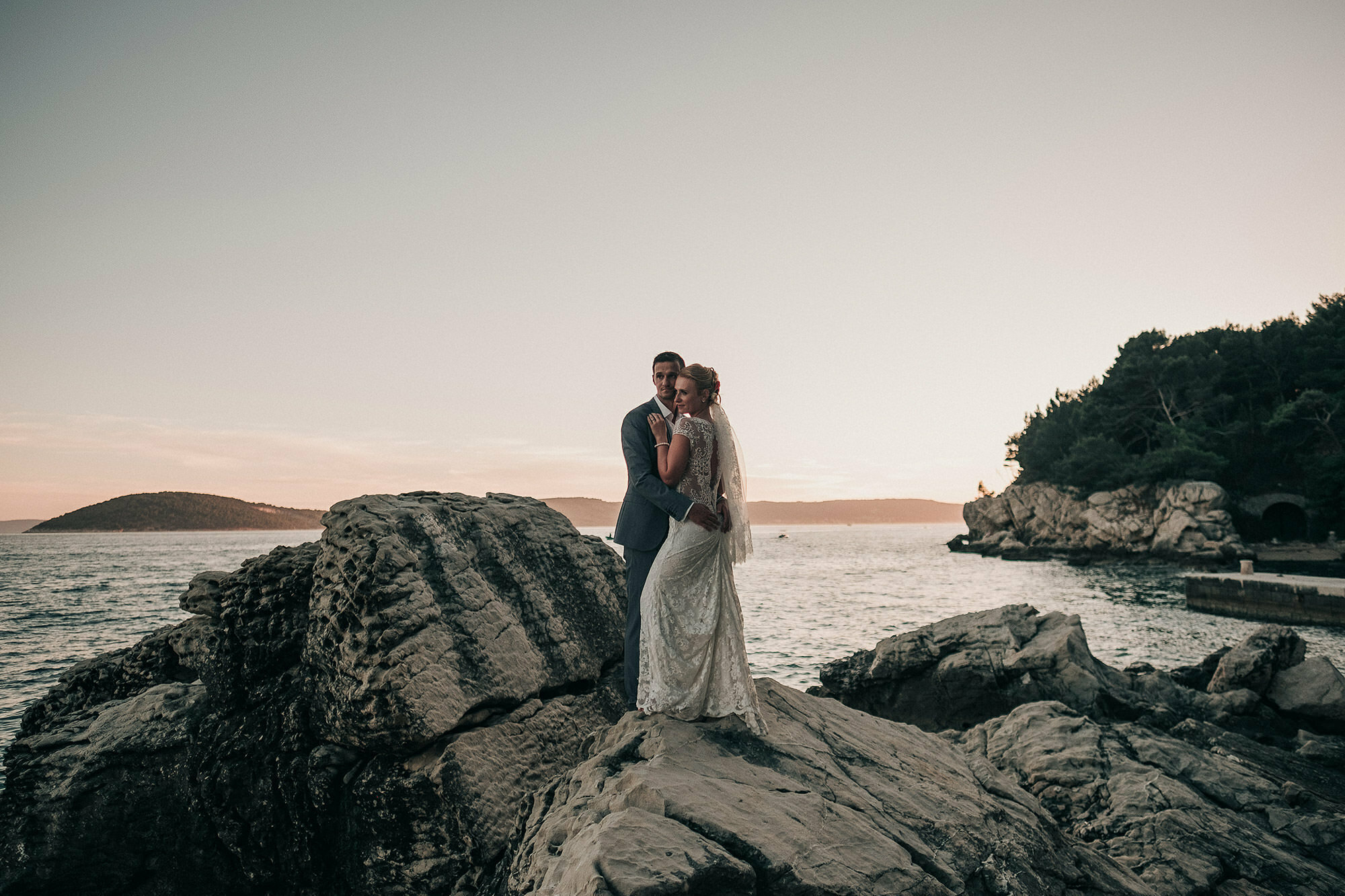 Villa Dalmacija Wedding