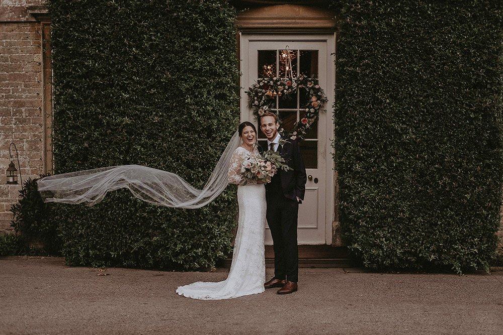 Babington House Wedding by Jason Mark Harris